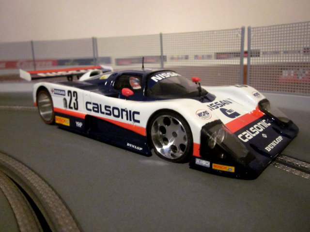Nissan R88C Calsonic