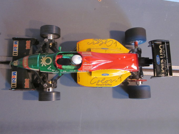 Benetton-Ford