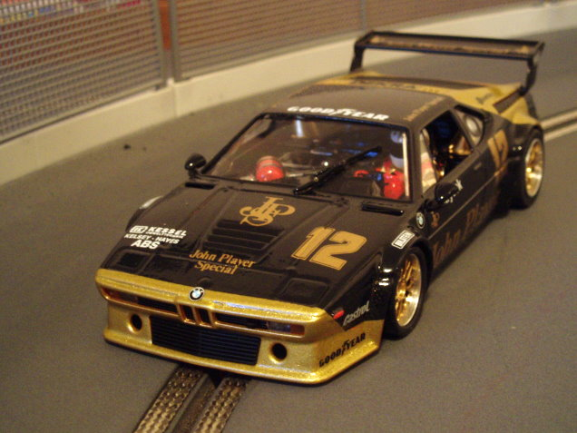 BMW M1 John Player